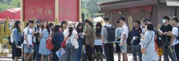 《東華大學學生社會責任實踐》創意PI:學生走街鑽弄